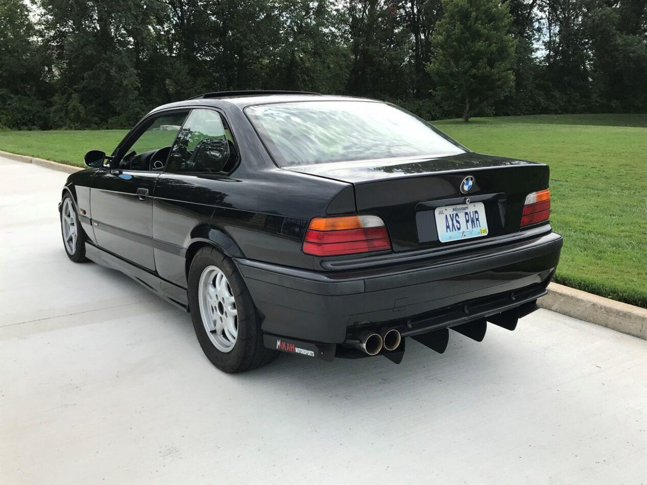 Kessler BMW e36 2JZ